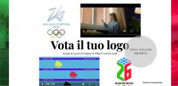 logo olimpiadi milano cortina 2026